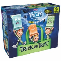 Rice Krispies Treats Halloween Original Mini Squares 60 Count
