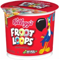 Cereal In A Cup Assorted Pack Favorites 60 Case 1.85 Ounce