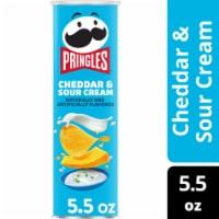 Pringles Potato Crisps Cheddar & Sour Cream