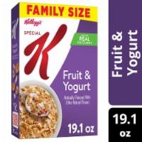 Kellogg's Special K Fruit and Yogurt Breakfast Cereal - 19.1 oz
