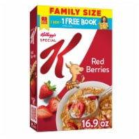 Kellogg's Special K Breakfast Cereal Red Berries Value Size