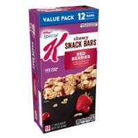 Kellogg's Special K Red Berries Chewy Snack Bars 12 Count