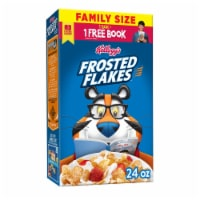 Kellogg's Frosted Flakes Breakfast Cereal Original Family Size