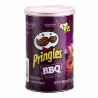 Pringles BBQ Potato Crisps, 2.5 Ounce -- 12 per case. - 12-2.5 OUNCE