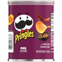 Pringles Barbecue Crisps, 1.4 Ounce -- 12 per case.