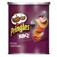 Pringles Barbecue Crisps, 16.9 Ounce -- 36 per case. - 3-16.9 OUNCE