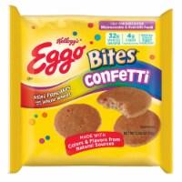 Kelloggs Eggo Bites Mini Pancakes Confetti, 3.03 Ounce -- 72 per case.