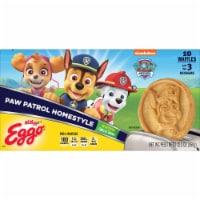 Kellogg's Eggo PAW Patrol Frozen Breakfast Waffles Homestyle