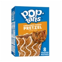 Pop-Tarts Pretzel Cinnamon Sugar Toaster Pastries 8 Count
