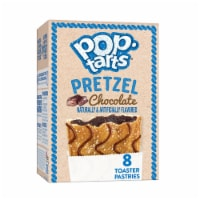 Pop-Tarts Pretzel Chocolate Toaster Pastries 8 Count