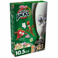 Apple Jacks with Spooky Marshmallows Cereal
