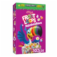 Kellogg's Froot Loops Breakfast Cereal with Marshmallows