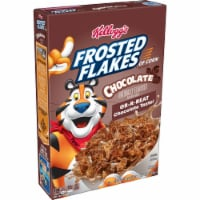 Kellogg's Frosted Flakes Breakfast Cereal Chocolate