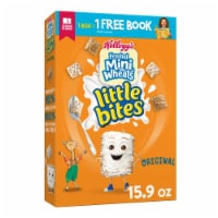 Frosted Mini-Wheats Original Little Bites Cereal