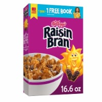 Kellogg's Raisin Bran Breakfast Cereal Original