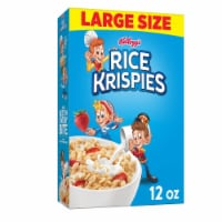 Kellogg's Rice Krispies Breakfast Cereal Original