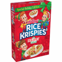 Rice Krispies Holiday Cereal