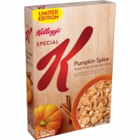 Special K Limited Edition Pumpkin Spice Cereal