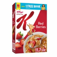 Kellogg's Special K Breakfast Cereal Red Berries