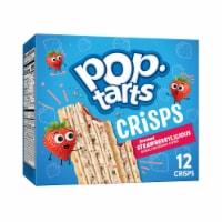 Kellogg's Pop-Tarts Strawberrylicious Crisps Baked Snack Bars - 5.9 oz