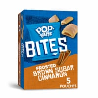 Kellogg's Pop-Tarts Filled Pastry Bites Frosted Brown Sugar Cinnamon