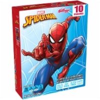 Kellogg's Marvel Spider-Man Assorted Fruit Flavored Snacks