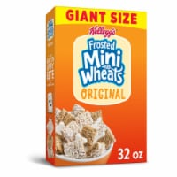 Frosted Mini-Wheats Original Whole Grain Cereal Giant Size