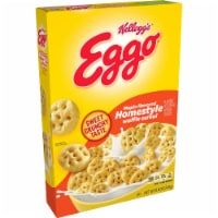 Kellogg's Eggo Maple Flavored Homestyle Cereal