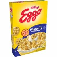 Kellogg's Eggo Blueberry Waffle Cereal