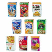 Cereal Assorted Individual box, 1.02 ounce -- 72 per case.