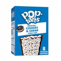 Pop-Tarts Frosted Cookies & Creme Toaster Pastries
