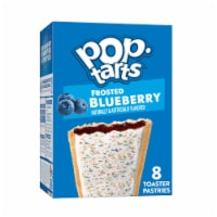 Pop-Tarts Frosted Blueberry Toaster Pastries
