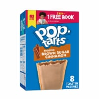 Pop-Tarts Frosted Brown Sugar Cinnamon Toaster Pastries 8 Count