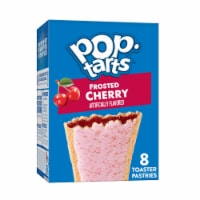 Pop-Tarts Frosted Cherry Toaster Pastries