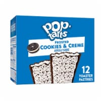 Pop-Tarts Frosted Cookies & Creme Toaster Pastries 12 Count