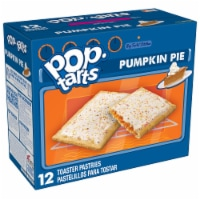 Pop-Tarts Pumpkin Pie Toaster Pastries 12 Count