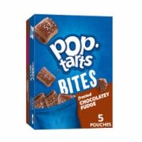 Kellogg's Pop-Tarts Frosted Chocolate Fudge Bites - 5 packs / 1.4 oz