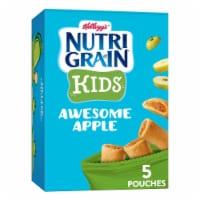 Nutri-Grain Kids Awesome Apple Soft Baked Mini Bars 5 Count