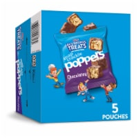 Rice Krispies Chocolatey Poppers Crispy Marshmallow Squares 5 Count
