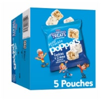 Rice Krispies Treats Snap Crackle Poppers Cookies & Creme Crispy Marshmallow Squares
