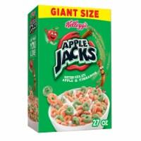 Apple Jacks Apple & Cinnamon Scented Cereal