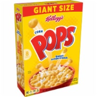 Corn Pops Sweetened Corn Cereal