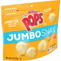 Corn Pops Jumbo Snax Snacking Cereal