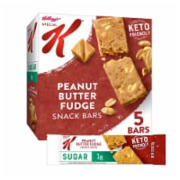 Kellogg's Special K Peanut Butter Fudge Snack Bars