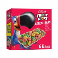 Froot Loops Cereal Bars - 6 ct / 0.7 oz