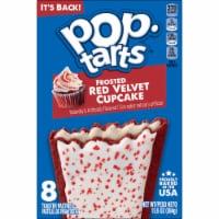 Kellogg's Frosted Red Velvet Cupcake Pop-Tarts