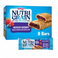 Kellogg's Nutri-Grain Soft Baked Breakfast Bars Mixed Berry