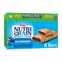 Kellogg's Nutri-Grain Soft Baked Breakfast Bars Blueberry