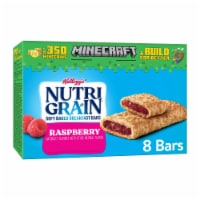 Kellogg's® Nutri-Grain® Raspberry Soft Baked Breakfast Bars - 8 ct / 1.3 oz