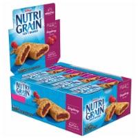 Nutrigrain Raspberry Bars 3 Case 16 Count - 3-16-1.3 OUNCE